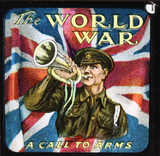Painted Lantern Slides of the First World War