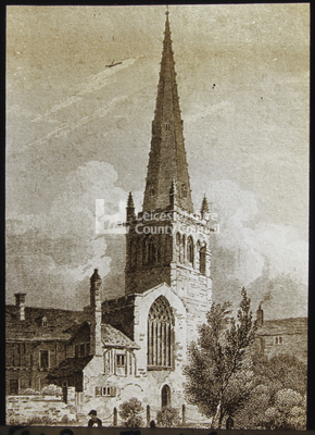St Mary's Church, Leicester