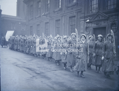 Social - WWI Women Workers of Loughborough