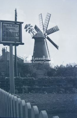 Heckington Windmill, Lincs