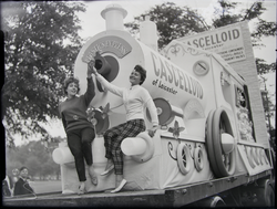 "Parade: ""Cascelloid"" float -Lord Mayor's Show 1961"