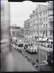 Parade: Down-street view -Lord Mayor's Show 1961