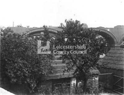 L3160 - Viaduct construction at High Wycombe