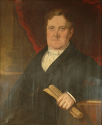 Portrait of John Skevington (1801 -1850)