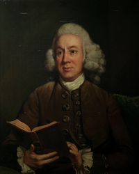 Portrait of Dr Richard Pulteney (1730 - 1801)
